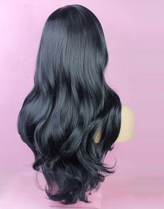 Long Layes Wavy Fox Red Jet Black Blonde Mix Ladies Wig Heat Resistant Long Wavy Ladies Wigs Curly Wigs Curly Lace Wigs Younique Lace Wigs From Junzhi_168, $11.06  Dhgate.Com