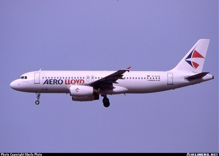 Airbus A320-232 - Aero Lloyd | Aviation Photo #0169326 | Airliners.net
