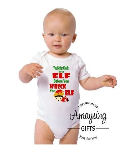 Better Check your Elf Tshirt - AmaysingGifts.com