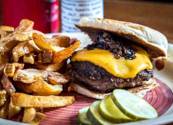 Brindle Room Burger, NYC