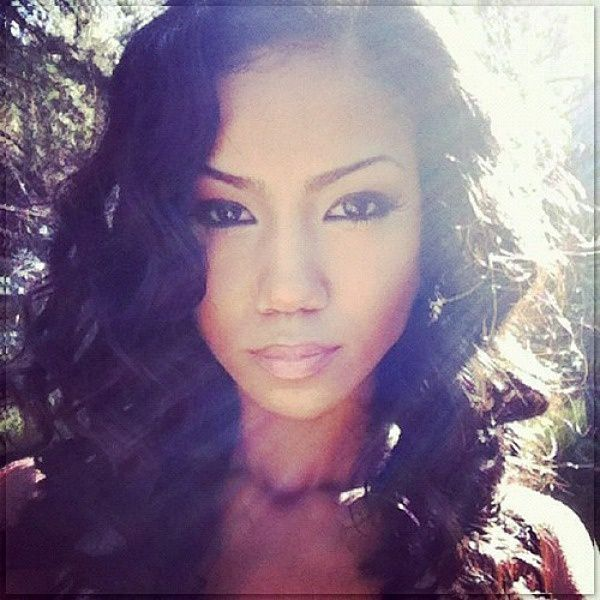 "Jhene Aiko- singer, songwriter and recording artist. Her mother is of Japanese, Spanish, and Dominican descent, while her father is of African American, Yaqui, Choctaw, Cherokee, Navajo, and German Jewish descent. She also has French ancestry. She often states her ethnicity as ""Japanese, African American, Native American, etc."" based on percentages but identifies with all parts of her heritage"