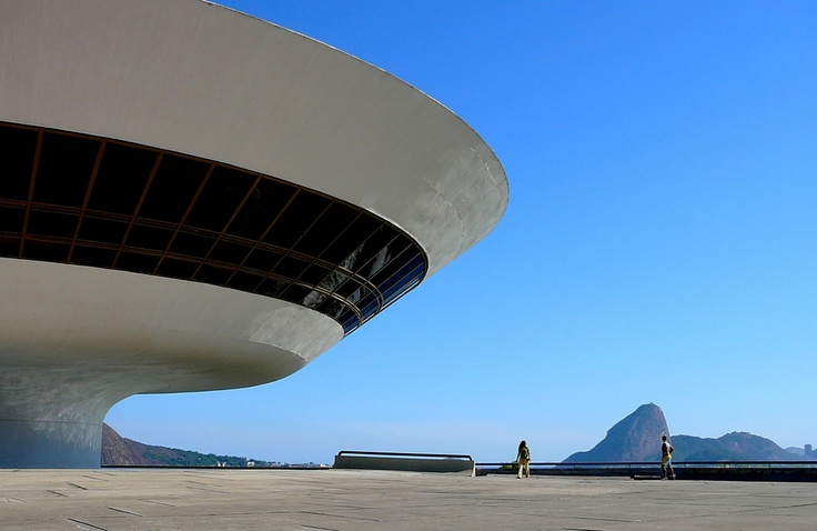 Blue skies from Niteroi (adjusted - work in progress)