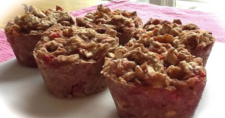 This is Day 19 of my Daniel Fast. As with all Daniel Fast muffins, since you can not use any leavening agents (baking powder or baking...