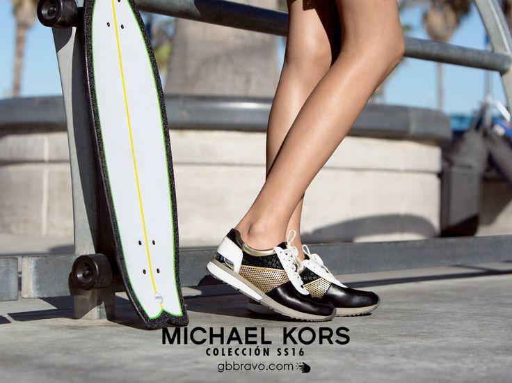 Ya están aquí las últimás novedades de la firma Neoyorquina Michael Kors ► http://goo.gl/65Ahjo Sport&Luxury   #zapatos #michaelkors