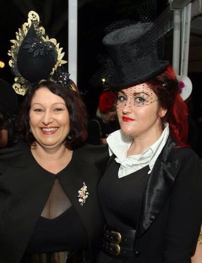 Wendy and Rebecca from Belle Folie