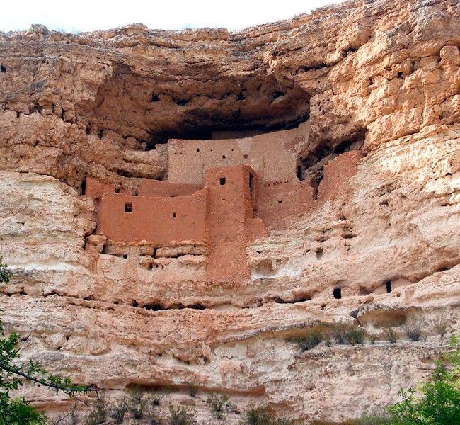 Gila Cliff Dwellings, NM