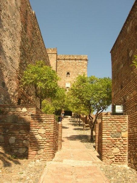 Castillo de Gibralfaro Málaga