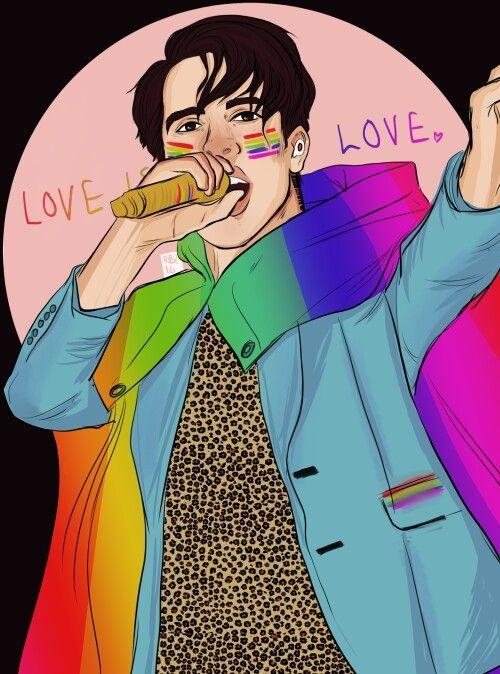 Brendon Urie Pride