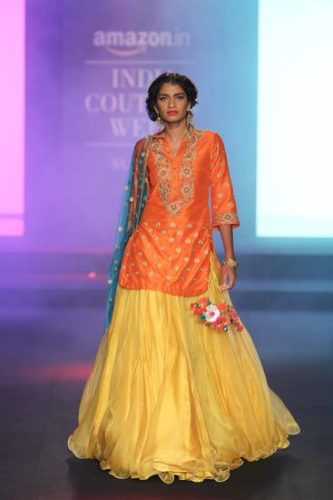 Debarun - Amazon India Couture Week 2015