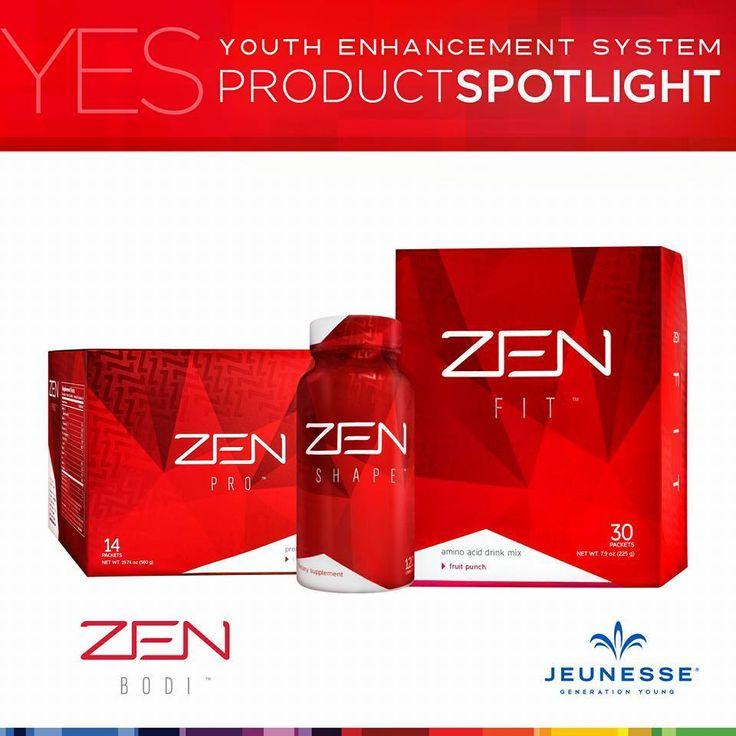 Jeunesse Zen Bodi to seria preparatów, które wspomagają procesy metabolizmu, by spalać tłuszcz, dostarczać odpowiedniej ilości składników odżywczych i rzeźbić ciało do upragnionego kształtu.
