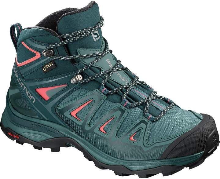 X Ultra 3 Mid Gtx Hiking Boot Women S In 2020 Hiking Boots Women Hiking Boots Hiking Shoes Women