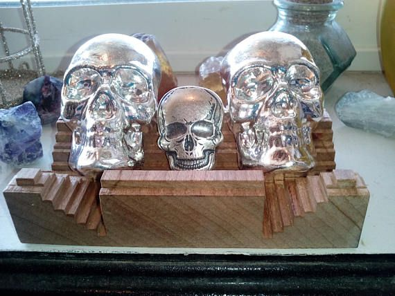 Silver ingots Fine silver 999