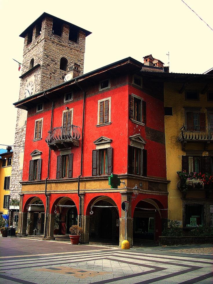 La Torre del Vescovo, Iseo, Italia