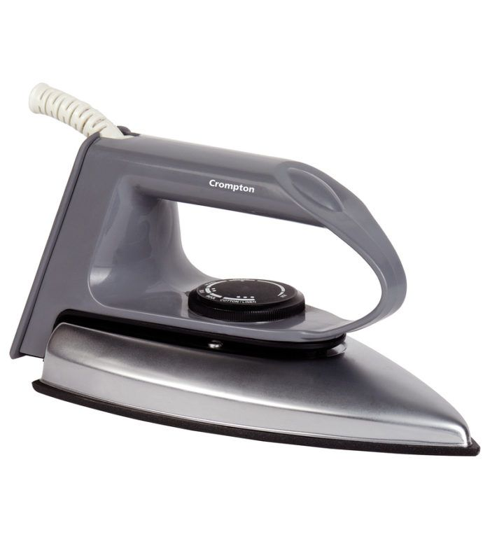Crompton Greaves 750W Dry Iron At Rs.369 (50 % Off) :http://pickupcoupons.com/crompton-greaves-750w-dry-iron-rs-369-50-off/