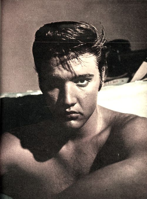 Elvis Presley was ranked #2 on VH1's 100 Sexiest Artists list