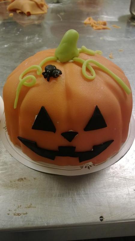 Halloween kurpitsa