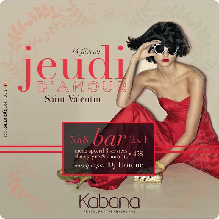 http://montrealgourmet.ca/kabana.php | Restaurant Kabana | Pinterest