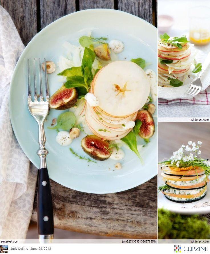 Fruits + Salads