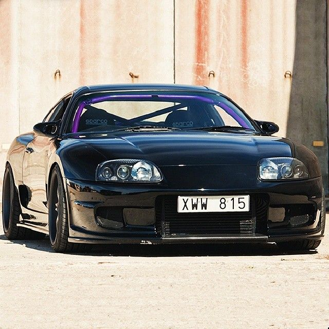 Toyota Supra | LIKE US ON FACEBOOK https://www.facebook.com/theiconicimports