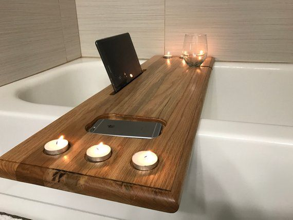Bath Tub Caddy Bath Tray Wood Bathtub Caddy Wood Bathtub Tub