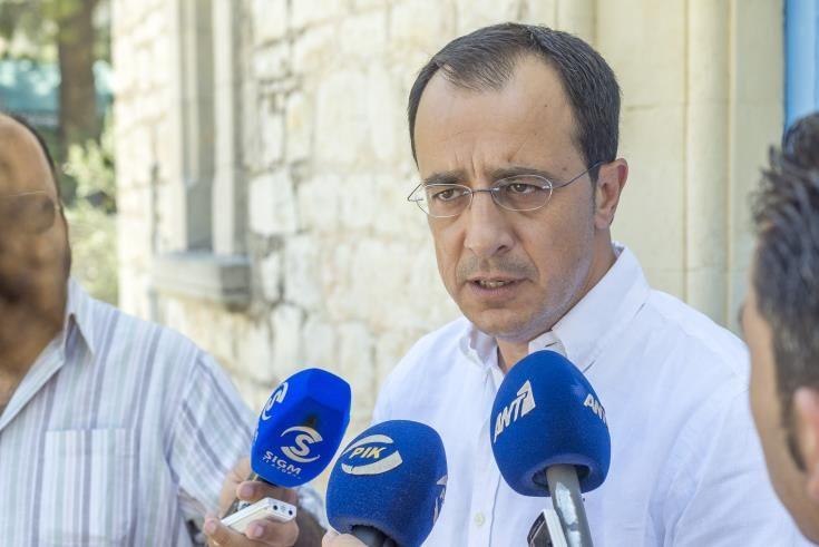 Εκπρόσωπος: Η κοινωνία γνωρίζει πως ήταν η κατάσταση πριν τη διακυβέρνηση Αναστασιάδη