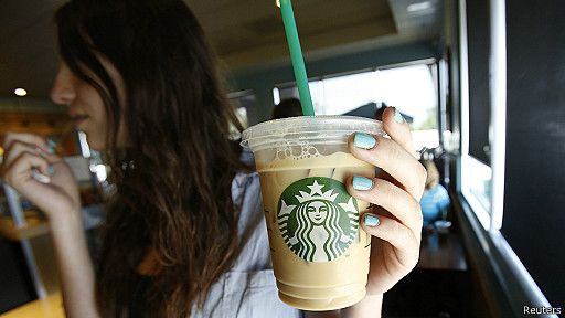 Starbucks y su estrategia de vender café en tierras de Juan Valdez