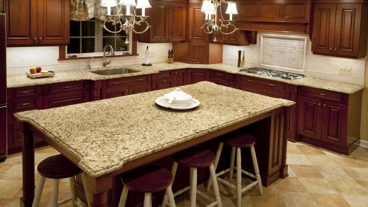 Oro Brazil Granite Kitchen Counters