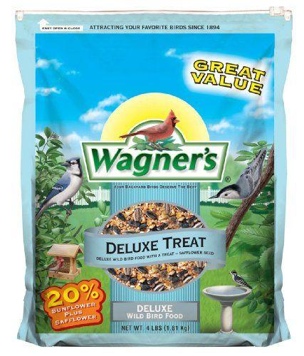 Wagner's 62067 Deluxe Treat Blend, 4-Pound Bag Wagner's http://www.amazon.com/dp/B004477AIU/ref=cm_sw_r_pi_dp_8hXKvb1K20XFB