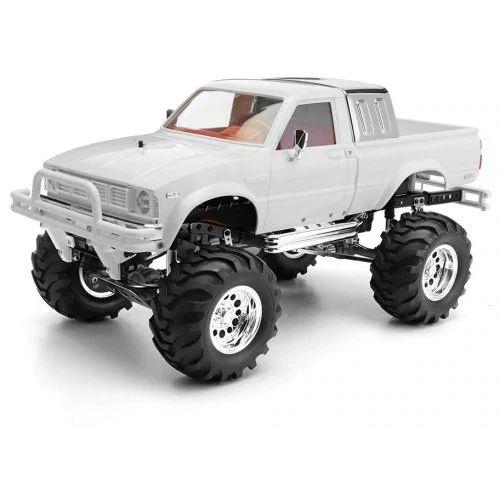 HG P407A 1/10 <b>2.4G</b> 4WD <b>Rc Car</b> KIT Version No Servo Battery ...