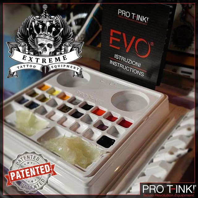You can now buy our EVO Tattoo Workstation from our partner Extreme Tattoo Equipement (@xtremtattoo ) in Canada. Check out their tattoo equipment online shop!  http://ift.tt/2nmpIyK  #xtremtattoo  #extremetattooequipment #tattoosupplies #distributors #protink #evo #evo10 #evo24 #tattooworkstation #inkpalette #inktrays #tattoosetup #tattooequipment #tattoosupply #tattoorevolution #inkcups #tattooink #quicktattoosetup #stopcrosscontamination