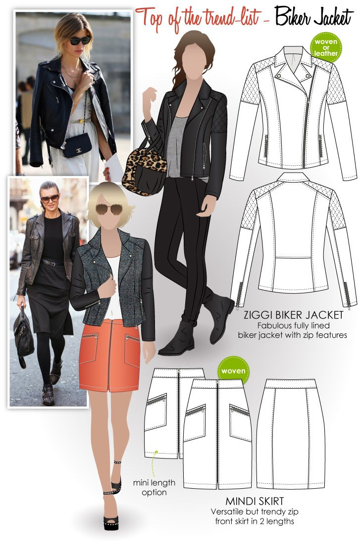 New sewing patterns for Sewvember 2013 from Style Arc, including our freebie for the month.