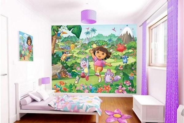 warna kamar tidur dora   credit : http://goo.gl/sJXJVf