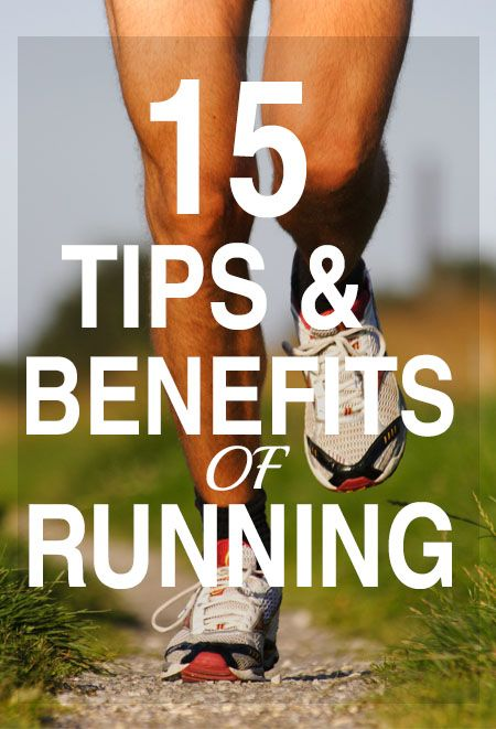 Here are some running tips that will make taking this exercise up easy for you too.