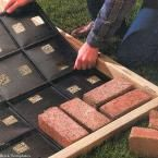 Argee Patio Pal Brick Laying Guides for Modular Bricks (10-Pack) RG190/10 at The Home Depot - Mobile