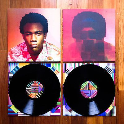 New Childish Gambino Because The Internet Vinyl 2xLP 72 Page Screenplay RSD 2014 | eBay. I love his music