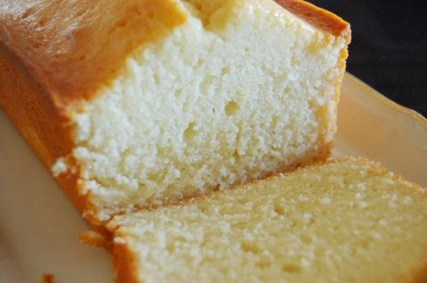 GOOD FOOD: Maximized Lemon Pound Cake