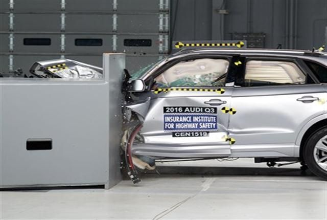 Video: Audi Q3 Named Top Safety Pick - News - Automotive Fleet