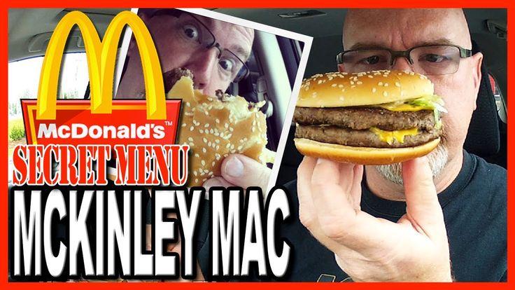 McDonald's ★ Secret Menu Item ★ The McKinley Mac