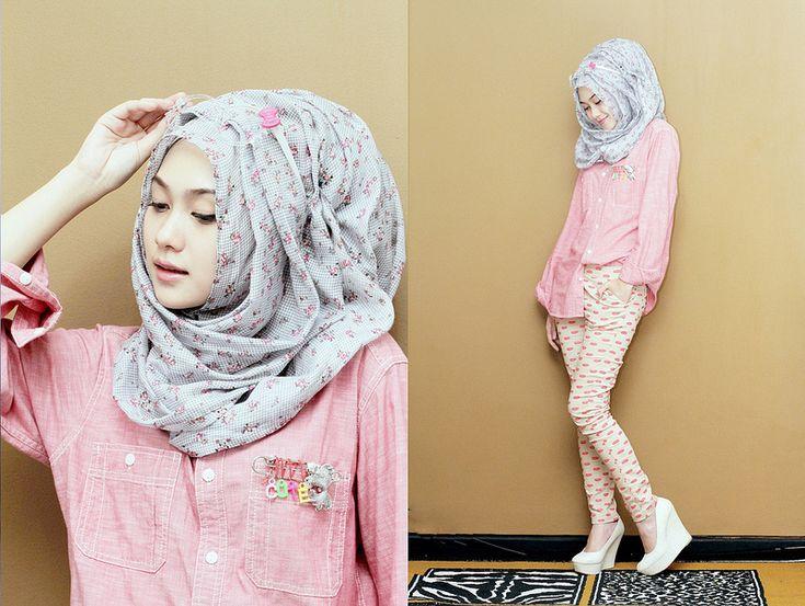 Indah Nada Puspita on style