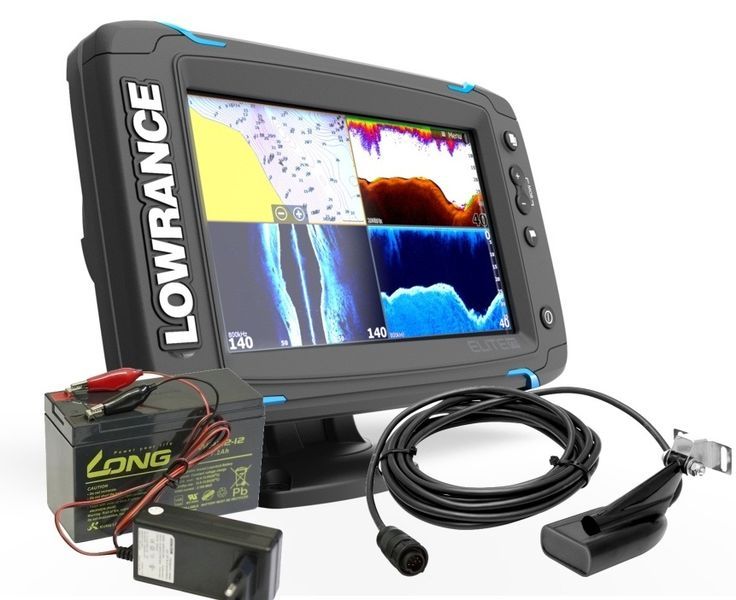 Lowrance Elite 7 Ti Review (With images) Marine