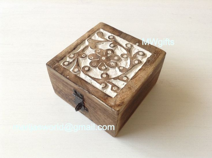 There are new added items on sale this month on MWgifts eBay  and Amazon .   Decorative mango wood boxes with floral and leaf carved patter...