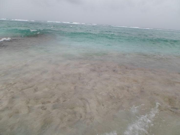 Primera vista al mar
