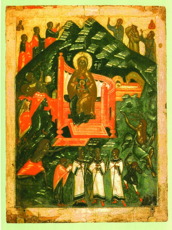 Вторая половина XIV в. Собор  Богоматери