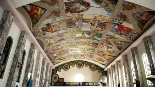 Con el nombre del famoso pintor italiano Miguel Ángel Buonarroti, pero de apellido Macías, Miguel Francisco, es un artista mexicano quien se aventuró a una ...