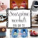 Tante idee da copiare per fare delle belle e calde sciarpe per bambini fatte a mano, tutte molto pratiche da portare e facili da realizzare.