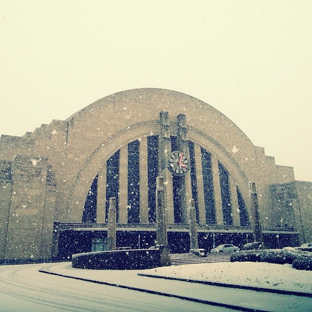 Cincinnati Museum Center At Union Terminal Is Beautiful