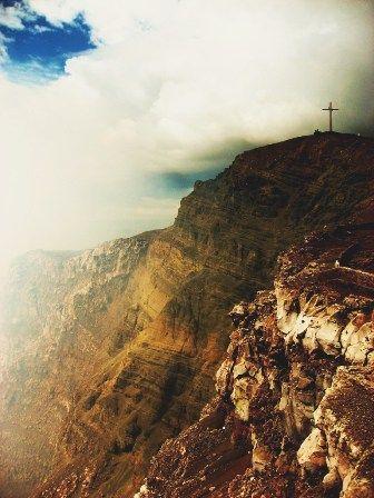 Masaya Volcano National Park - Bobadilla Cross on Santiago Crater