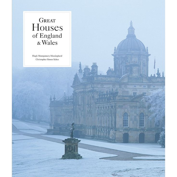 Great Houses of England and Wales | Coffee Table Books | The Great Gift Company