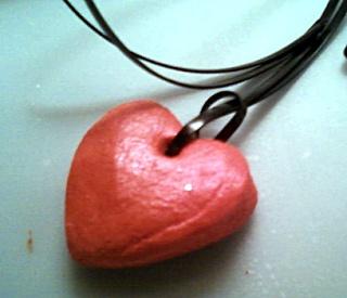 Michelles Charm World: Salt Dough Jewelry!