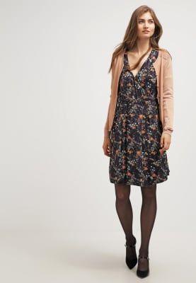 Zomerjurken Noa Noa Korte jurk - black Zwart: 139,95 € Bij Zalando (op 21/12/16). Gratis verzending & retournering, geen minimum bestelwaarde en 100 dagen retourrecht!
